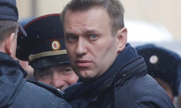 Иск на бизнесмен срещу Алексей Навални влиза в съда