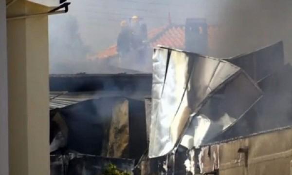 Малък самолет се разби в Португалия, петима загинаха