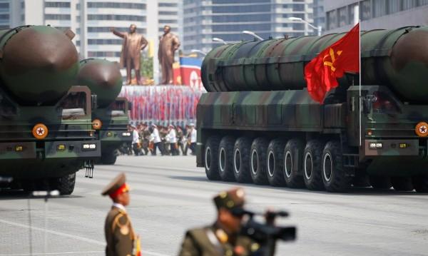Пхенян заплаши с ядрен удар дори и за един американски снаряд