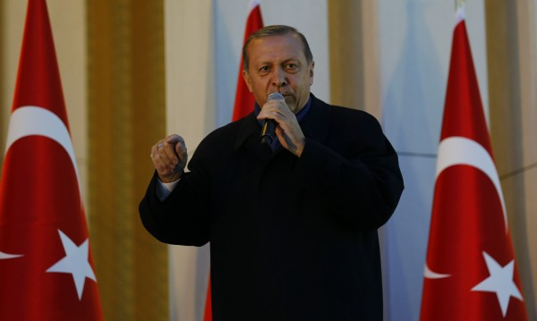 Ердоган готви нов референдум, този път за еврочленството