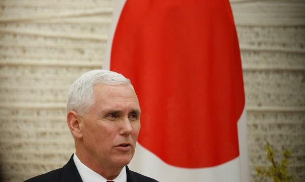 Пенс: Съюзът САЩ-Япония е крайъгълен камък на мира!