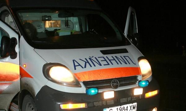 Удряха лекарка от екип на Спешна помощ в Котел