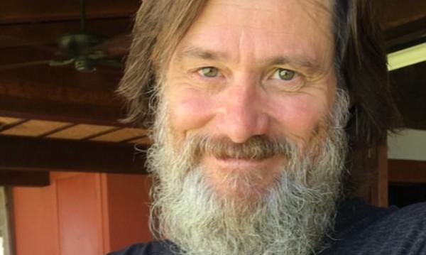 Брадясал и остарял: Джим Кери плаши с външен вид