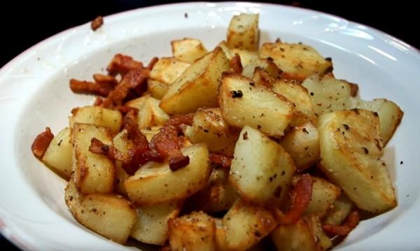 Рецептата Dnes: Картофи соте с бекон