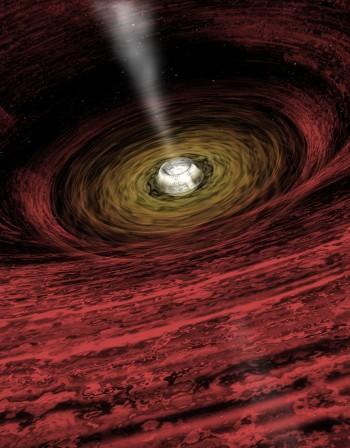 Откриха свръхмасивни черни дупки в галактики джуджета