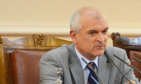Решено: Димитър Главчев – новият пръв сред равни в НС