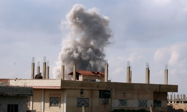 Неоспоримо: В Идлиб е  използвано химическо оръжие - газ зарин