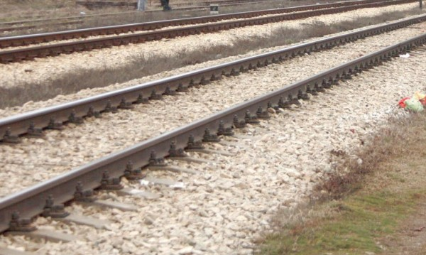 Мъж е загинал, блъснат от влак край Русе