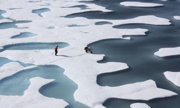 Северният ледовит океан – сметище за пластмаса
