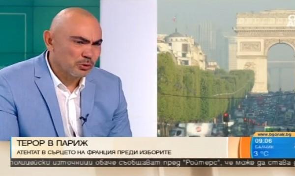 Българските служби и обществото не са готови за терора