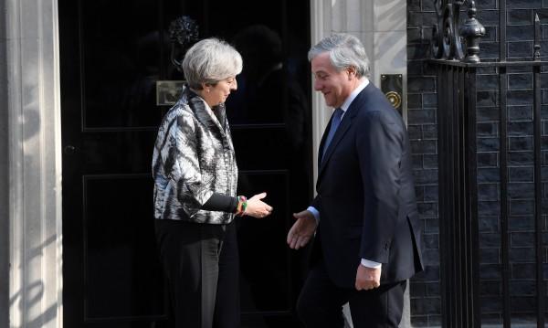 Таяни: Великобритания ще бъде посрещната с отворени обятия