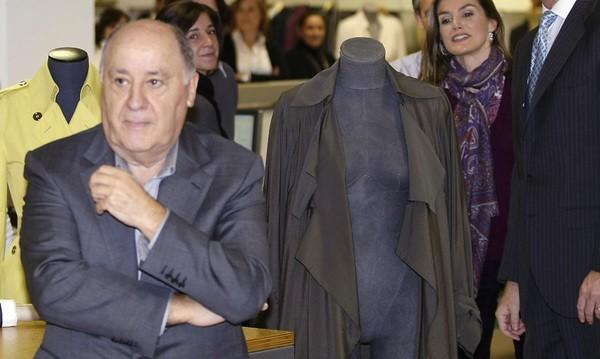Съвети за бизнеса от  най-богатия европеец Амансио Ортега