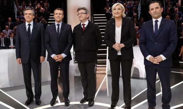Франция избира президент измежду 11 кандидати