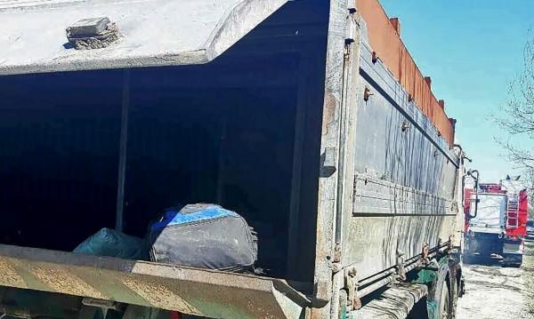 """Откриха 53 мигранти в камион на ГКПП """"Дунав мост"""""""