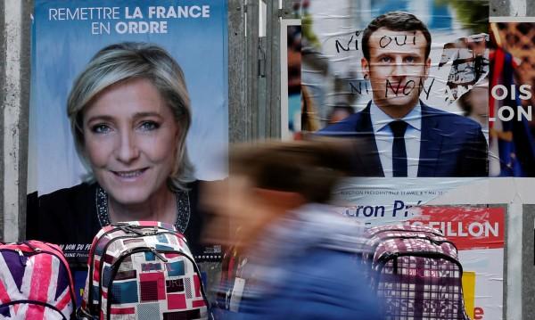 Марин Льо Пен сдаде лидерството на Националния фронт