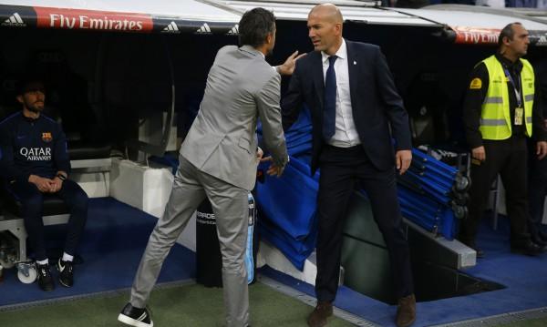 Столът на Зидан се клати, Льов №1 за треньор на Реал