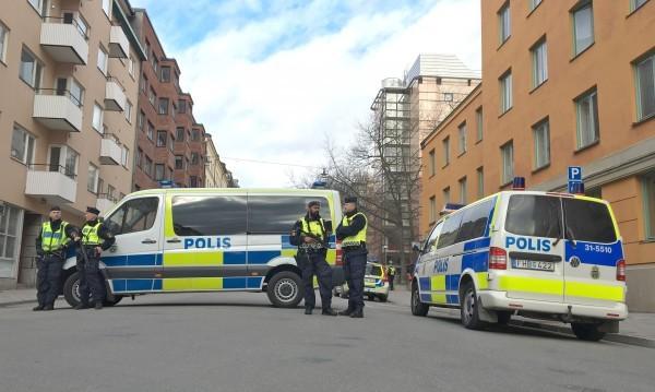 Швеция освободи втори заподозрян за атаката  в Стокхолм