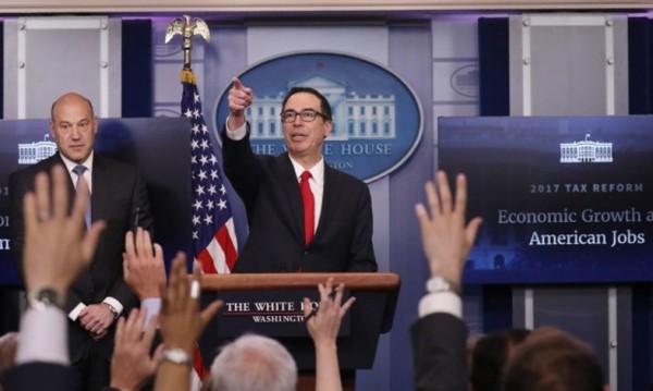 Белият дом с план за данъчна реформа в САЩ