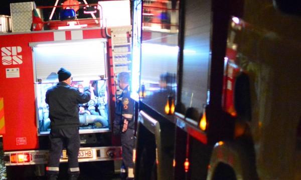 Край морето: Пламъци изпепелиха заведение в Лозенец