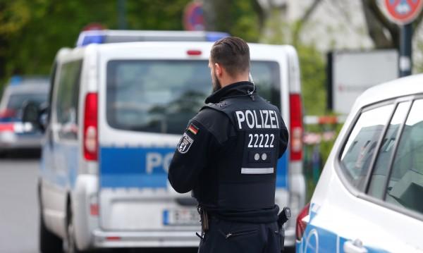 Полицай простреля нападател в болница в Берлин