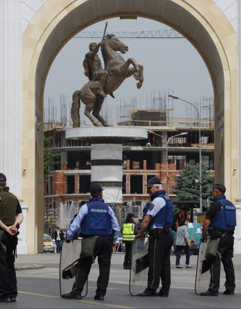 Острието на атаката в Македония – насочено към опозицията