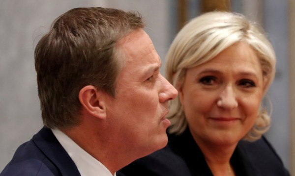 Льо Пен готова с кандидатурата за премиер на Франция