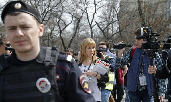 Хиляди на протест срещу Владимир Путин в Москва