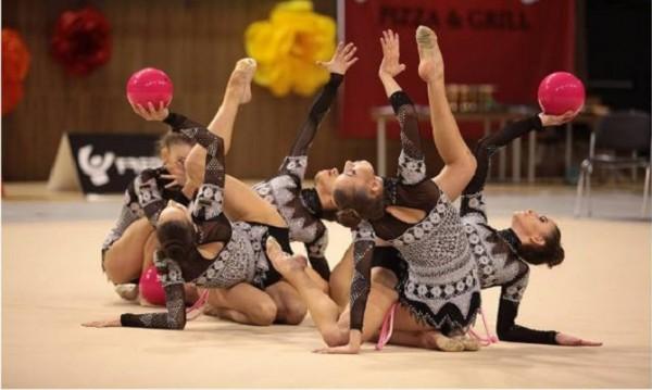 Гимнастичките ни златни и на Световната купа в Баку!