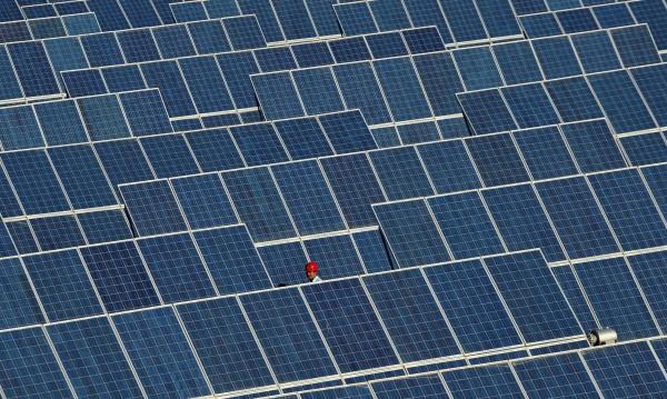 Еко от Чернобил: Строят слънчева електроцентрала