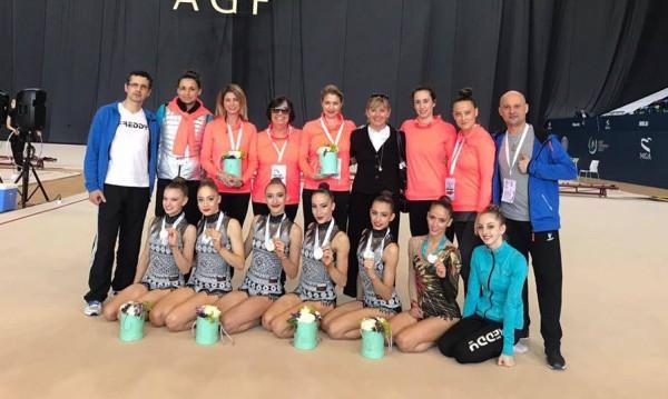 Още медали за гимнастичките ни в Баку! Този път – сребро и бронз