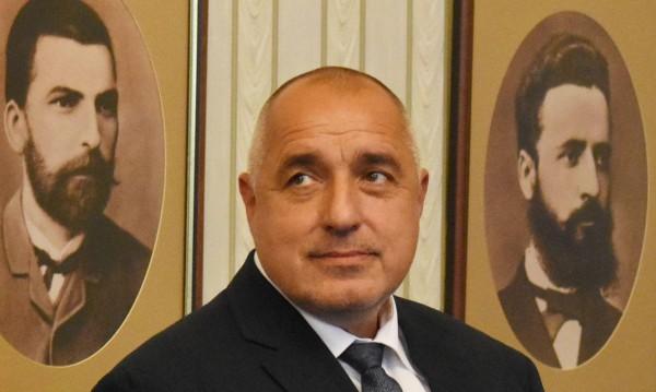 Борисов поздрави работещите българи: Здраве, воля и успех!