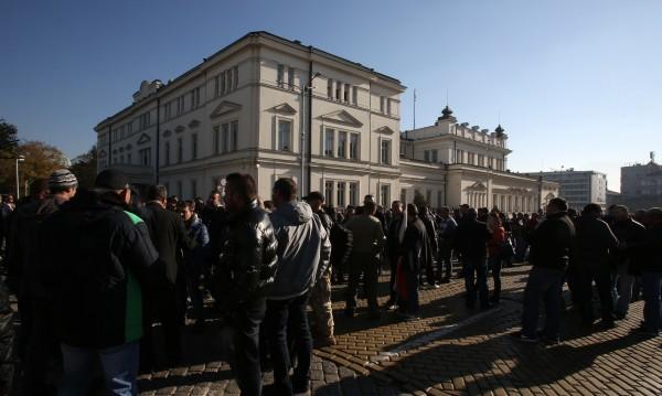 Без толеранс: Синдикати в МВР искат решаване на проблеми