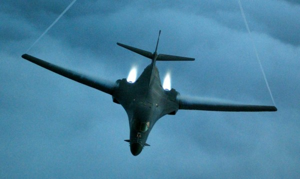 Съединените щати репетират корейска война