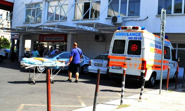 Шестима са в болница след катастрофа във Варна