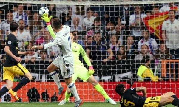 Роналдо доближи Реал до финала в ШЛ