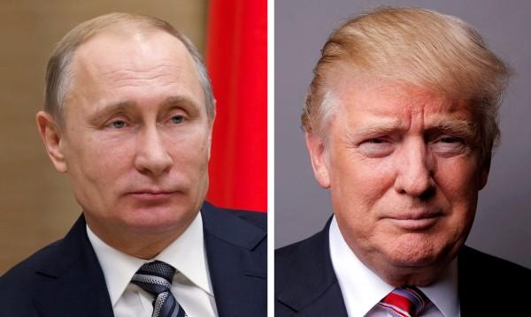 Телефон ги дели: Тръмп и Путин си говориха за Сирия