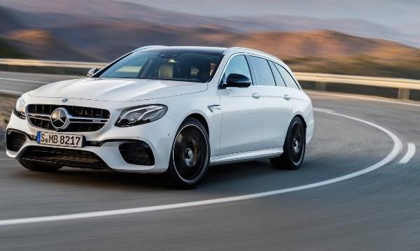 Mercedes показа най-скъпия си E-Class