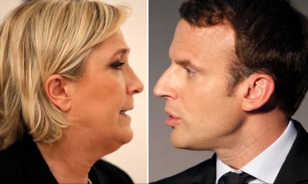 Макрон и Льо Пен – за Франция, Европа, мигрантите, данъците