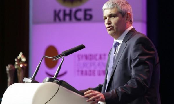 Пламен Димитров ще води КНСБ още 5 г.