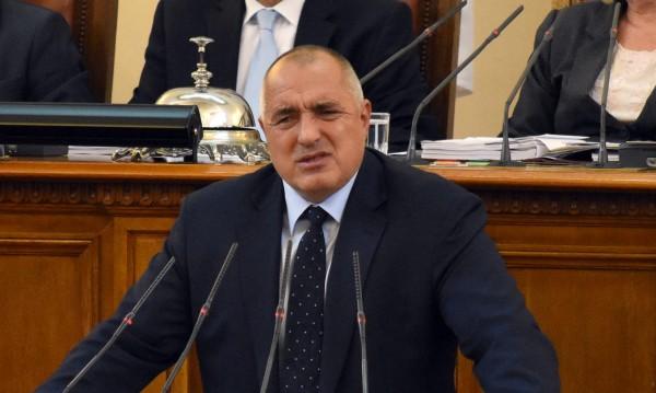 Борисов обеща... доходи, пътища, сигурност, сигурна граница...