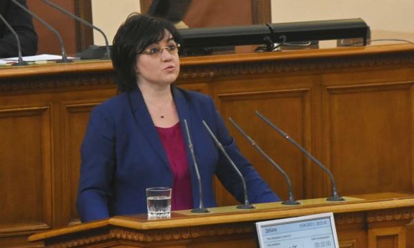 """Нинова за """"Борисов"""" 3: Това е правителство на пълната подмяна!"""