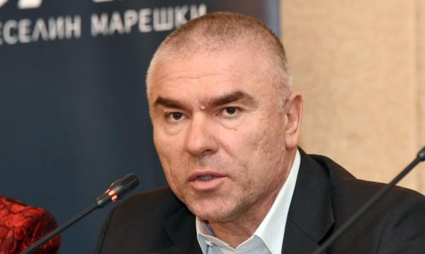 Марешки към Борисов: Ще преглътнем имената, не и делата