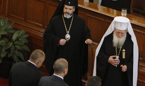 Патриархът към правителството: Ще се молим и подкрепяме!