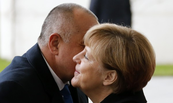 Меркел похвали Борисов: Ти си куражлия човек