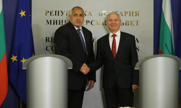 Борисов: Демокрацията не е само привилегия, но и задължение!