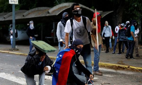 Убиха студентски лидер във Венецуела