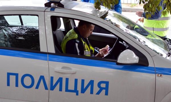 """Пътна полиция с три акции """"пълна газ"""" за седмица"""