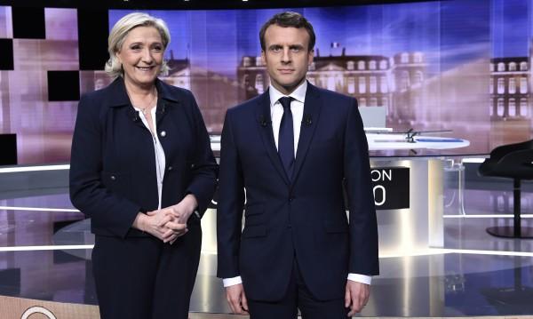Ще рискуват ли французите с Льо Пен или... Еманюел Макрон