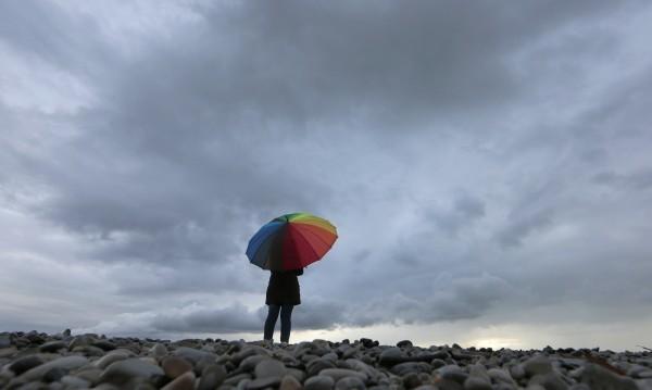 Посрещаме Гергьовден със силен вятър и обилни валежи