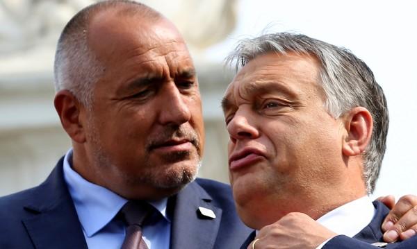 Орбан щастлив: Избрали сме ГЕРБ, мандатът на Борисов